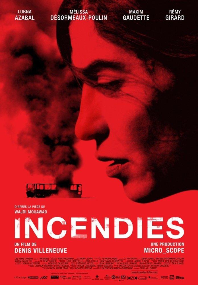 درباره مینیسریال Big Little Lies و فیلم Incendies (2010)
