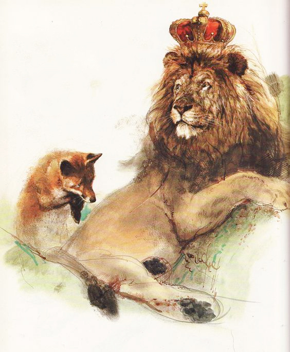 داستان کوتاه «جنگل گیج و منگ» یا «آقا و خانم شیر به دیدن پسرشان رفتهاند»
