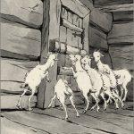 نمایشنامه برای کودکان «یک گول ساده»